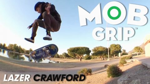 Lazer Crawford: The Grippiest | MOB Grip | Mob Grip