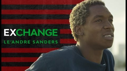 Leandre Sanders | 'ExChange' | The Berrics