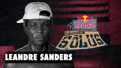 Leandre Sanders  |  Red Bull SŌLUS Entry | Red Bull Skateboarding
