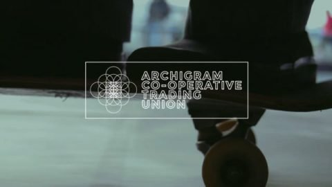 LEARN CREATIVE X ARCHIGRAM CO-OPERATIVE TRADING UNION (event trailer) - HOLD TIGHT LONDON