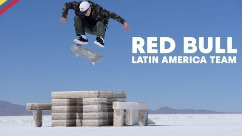 Learn More About Leticia Bufoni, Pedro Barros, Angelo Caro & More |  Latin America Team | Red Bull Skateboarding
