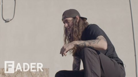"Lee Spielman - ""Foundation"" Mini-Doc - The FADER"