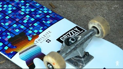 Lehi Leite new part | Grizzly Griptape