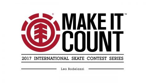 Leo Bodelazzi - Element Make It Count 2017 - Element Brasil