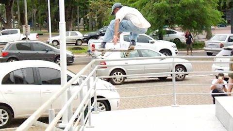 Leo Favaro's 'Sentimento Puro' section | Freeskatemag