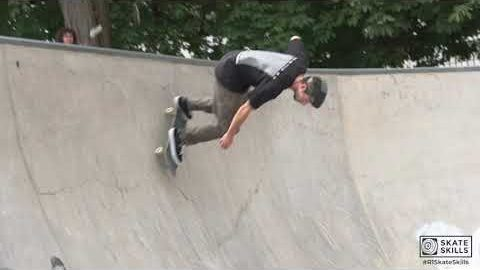 Lesson 2: Backside Slash with Sam Becket   Route One
