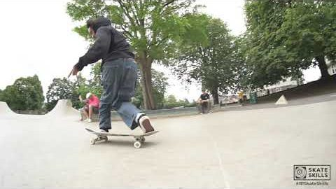 Lesson 3: Half Cab with Daryl Dominguez   Route One