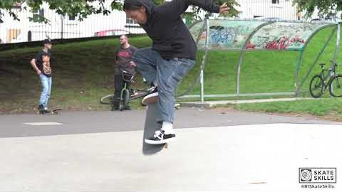 Lesson 3: Nollie with Daryl Dominguez   Route One