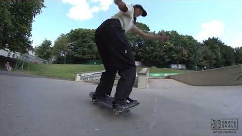 Lesson 4: Fakie Big Spin with Helena Long   Route One
