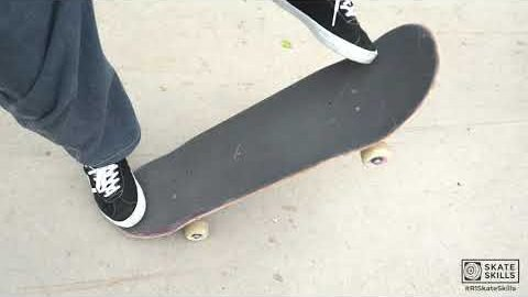 Lesson 4: Kick Flip with Daryl Dominguez   Route One