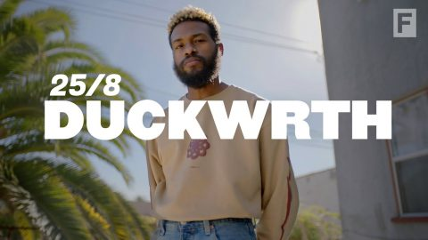 Lexus and The FADER present 25/8: How Duckwrth stays in perpetual motion | The FADER