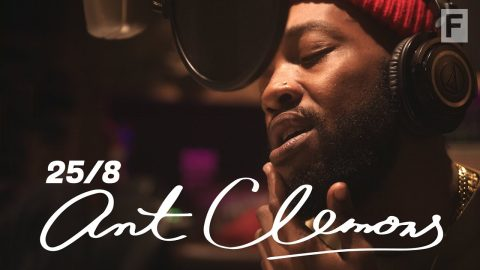 Lexus and The FADER present 25/8: How Ant Clemons counts his blessings | The FADER