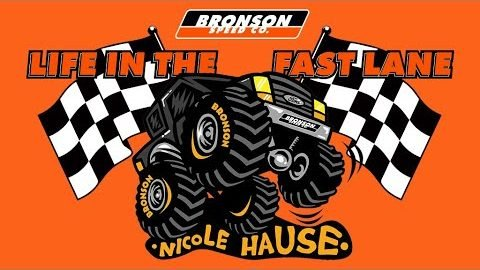 Life In The Fast Lane w/ Nicole Hause | Bronson Speed Co | Bronson Speed Co.