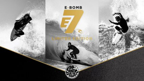 Limited Edition E-Bomb E7 | Wetsuits by Rip Curl | Rip Curl
