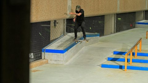 Lines: Dave Bachinsky at Vail Skatepark - Woodward Copper - Woodward Camp