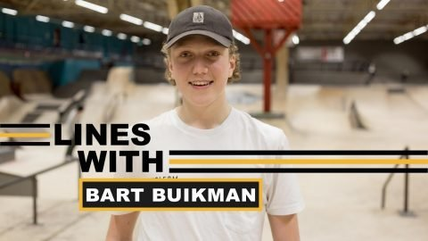 LINES WITH - BART BUIKMAN - On The Roll Magazine