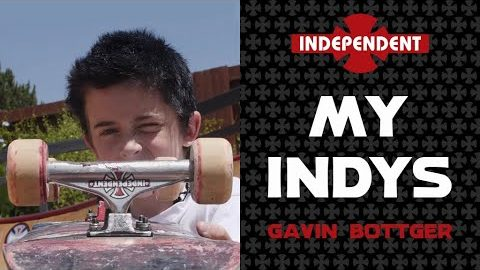 Little Trucks Big Tricks - Gavin Bottger | Independent Trucks