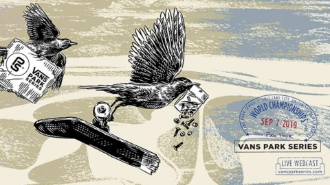 LIVE: 2019 Vans Park Series World Championships | Park Series