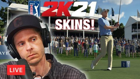 LIVE! - CAN I FINALLY WIN ONE!!?? • PGA 2K21 | Chris Roberts