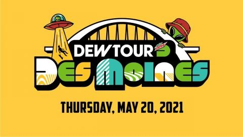 LIVE: Dew Tour Des Moines 2021 - Men's Park and Women's Street Skateboarding Open Qualifier Heat 3 - | Dew Tour