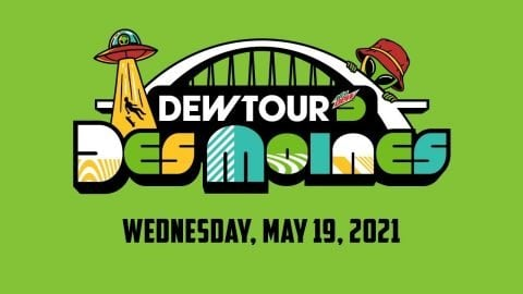 LIVE: Dew Tour Des Moines 2021 - Women's Park Skateboarding Open Qualifier Heat 1 | Day 1 | Dew Tour