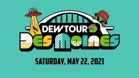 LIVE: Dew Tour Des Moines 2021 - Women's Street and Men's Park Skateboarding Semifinals | Day 4 | Dew Tour