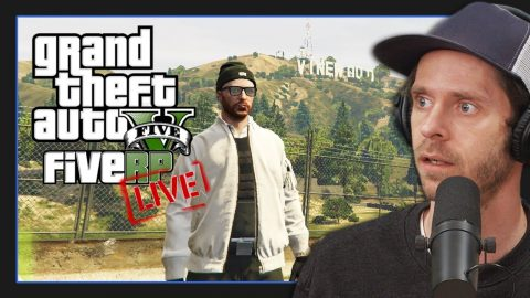 LIVE! GTA RP - Larry Gettin Down In The City | Chris Roberts