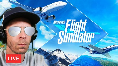 LIVE! Now Boarding Crob Airlines Flight 69   Chris Roberts