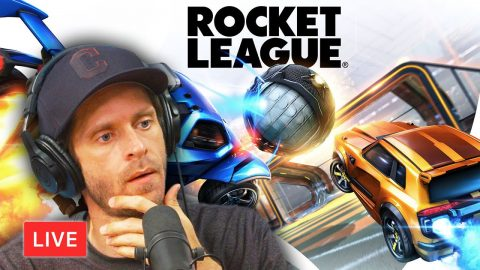 LIVE! Saturday Night Live! • Rocket League | Chris Roberts