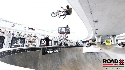 LIVE STREAM: BMX Park Final at Road to X Games: Boise Park Qualifier 2019 | X Games