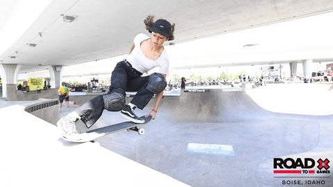 LIVE STREAM: Women's Skateboard Park Final at Road to X Games: Boise Park Qualifier 2019 | X Games