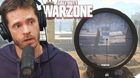 LIVE! Warzone 3rd Times A Charm | Chris Roberts
