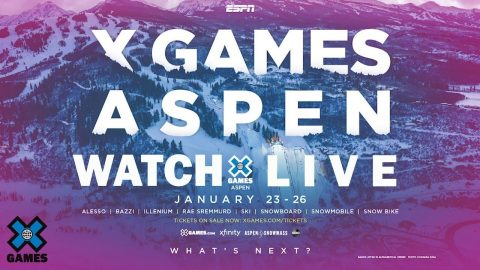 LIVESTREAM: Great Clips Men's Ski SuperPipe Elimination | X Games Aspen 2020 | X Games