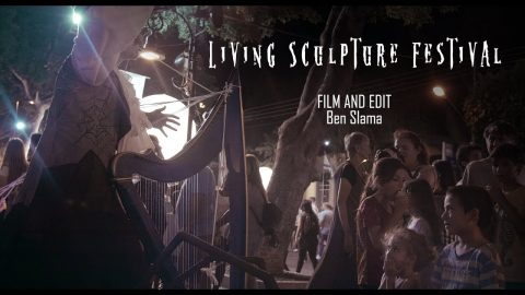 Living Sculpture Festival | Ben Slama