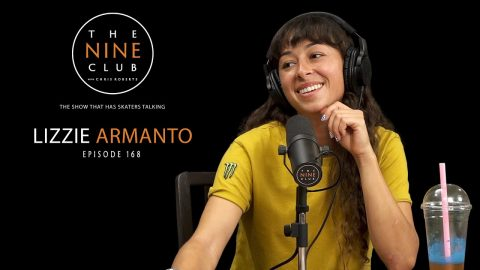 Lizzie Armanto | The Nine Club With Chris Roberts - Episode 168 | The Nine Club