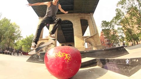 Lockdown rider Ryan Chaney Throwaway - Lockdown Skateboards