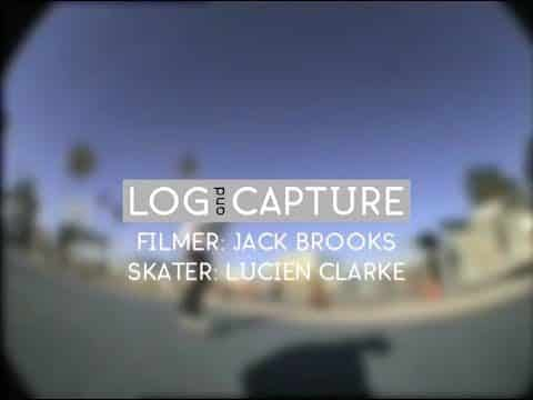 Log & Capture: Jack Brooks - Lucien Clarke - Sidewalk Mag