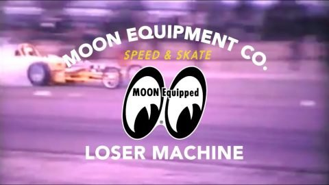 Loser Machine x Mooneyes | Loser Machine Company