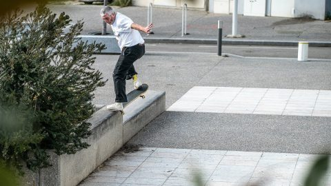 Lost Art à Nîmes | Freeskatemag