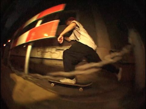 LOST IN THE DAM - Magenta Skateboards