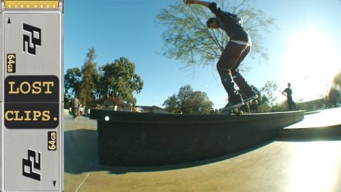 Lost Skateboarding Clips Chris Roberts - The Nine Club | Skateintheday