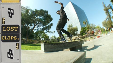 Lost Skateboarding Clips Keelan Dadd | Skateintheday