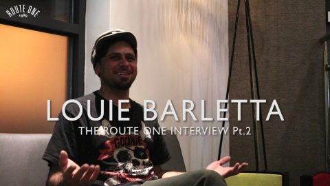 Louie Barletta: The Route One Interview Pt.2 - Route One