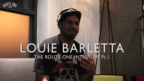 Louie Barletta: The Route One Interview Pt 1 - Route One