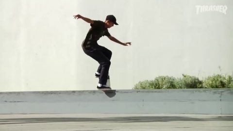 "Louie Lopez - Converse Cons' ""Purple"" Video - veganxbones"
