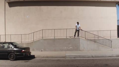 Louie Lopez in the Converse Cons CTAS Pro - Vimeo / Richard Quintero's videos