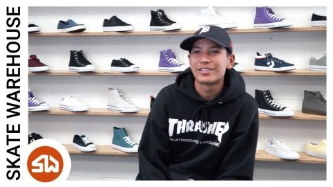 Louie Lopez Interview | Skate Warehouse - Skate Warehouse