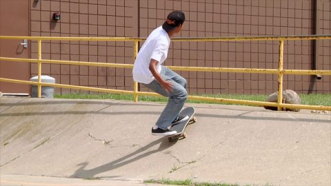 Louie Lopez Ripping on The Grippiest: MOB Grip - Mob Grip