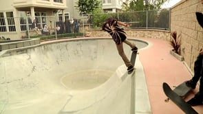 Louie Lopez ruling the Flip bowl! - Flip Skateboards