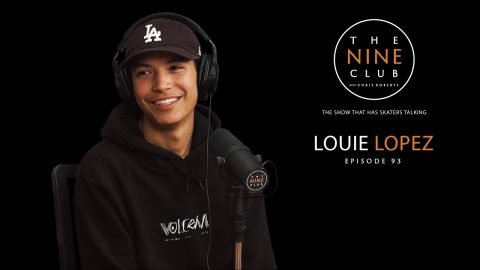 Louie Lopez | The Nine Club With Chris Roberts - Episode 93 - The Nine Club
